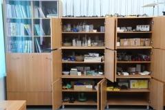 Лаборантская кабинета физики