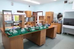 Лаборантская кабинета химии