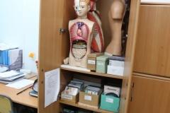 Оснащение кабинета биологии